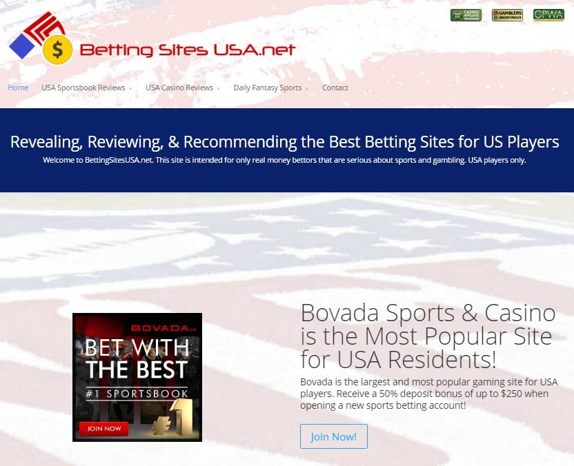 Largest sports betting sites