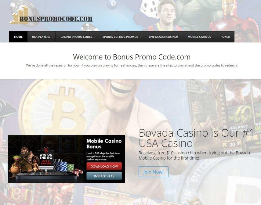 BonusPromoCode.com