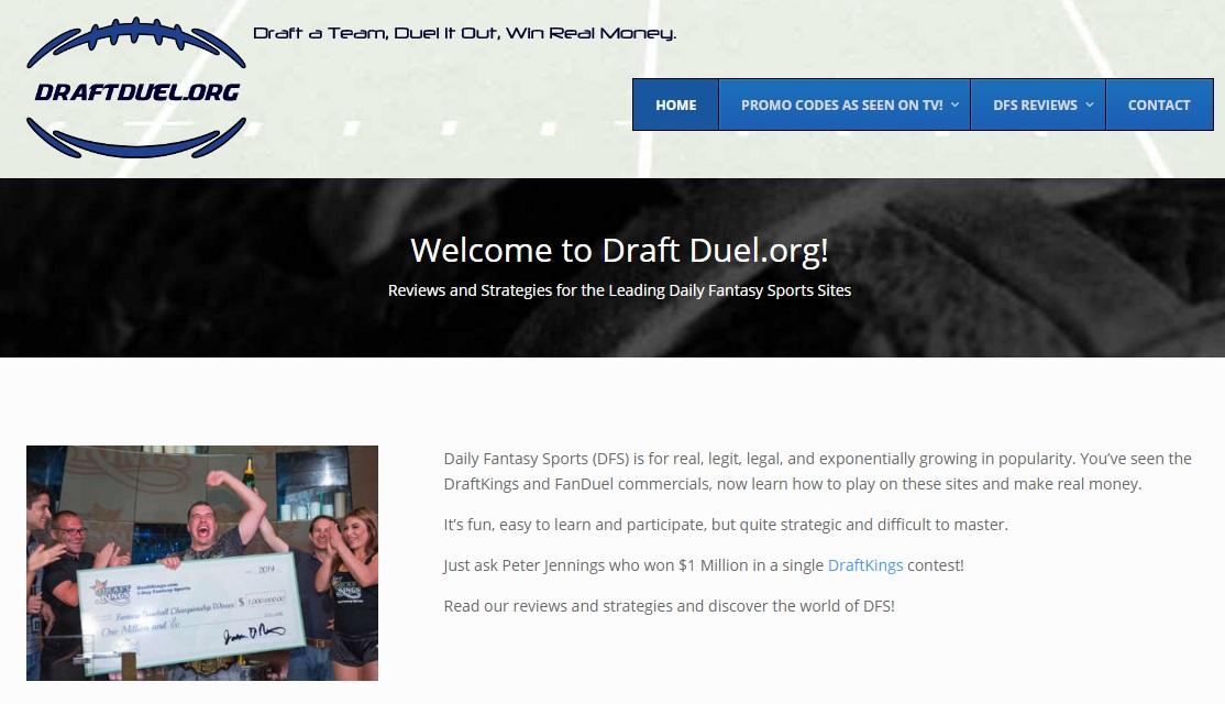 DraftDuel.org